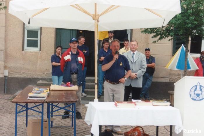 Bild: Abschlussveranstaltung mit Siegerehrung und Brunch auf Gut Mößlitz.